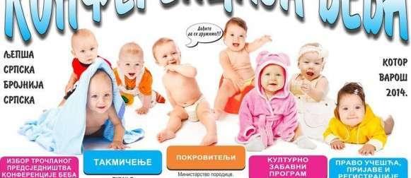 """Котор-Варош: Сутра """"Конференција беба"""""""