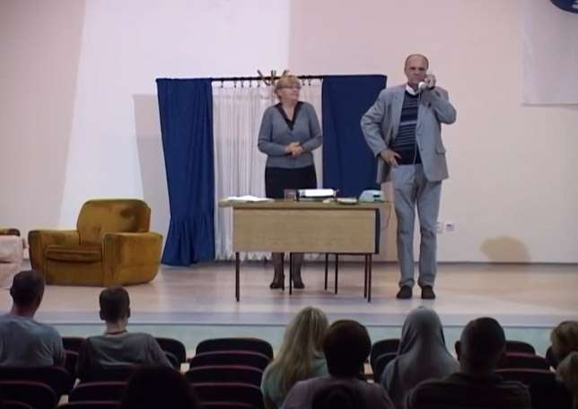 Хуманитарна представа за Алмедину Омеровић