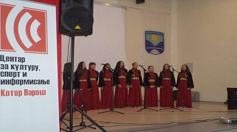 Вече етно пјесме и изложба народних ношњи и радова