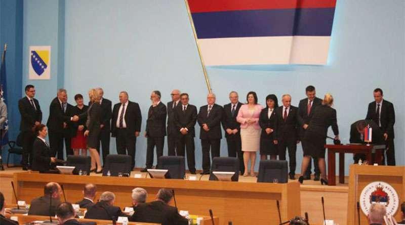 Poljuljan kabinet Željke Cvijanović
