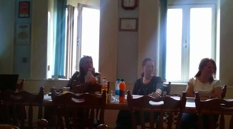 Представници мјесних заједница на радном састанку са УНПД-ом и ЦЦИ-а