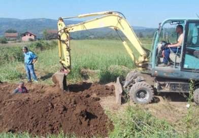 Почела изградња водовода у Забрђу