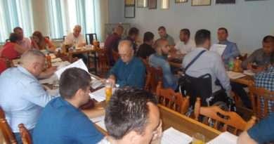 22. новембра биће одржана 14. редовна сједница Скупштине општине Котор Варош
