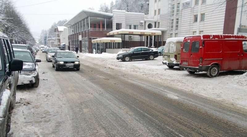 Снијег успорио саобраћај у которварошкој општини, локални путеви проходни