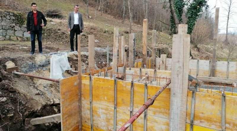 10.000 КМ за изградњу резервоара за воду на Планама