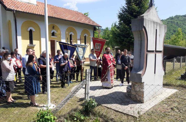 Каламанде: Прослављена црквена слава