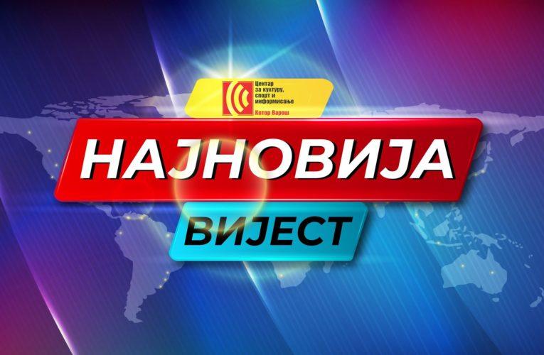 У РС потврђено је 96 нових случајева, један из Котор Вароша