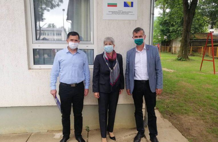 Амбасадор Бугарске посјетила општину Котор Варош