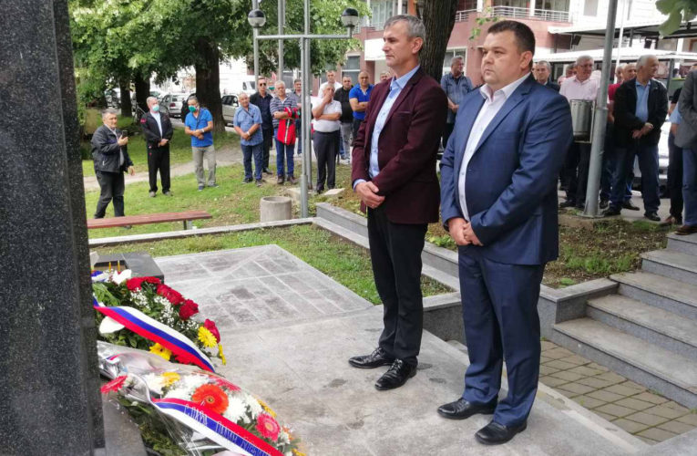 Обиљежено 28 година од формирања Которварошке бригаде