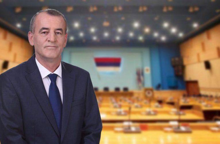 Раденко Чупић дугогодишњи функционер ПДП улази у Народну скупштину РС