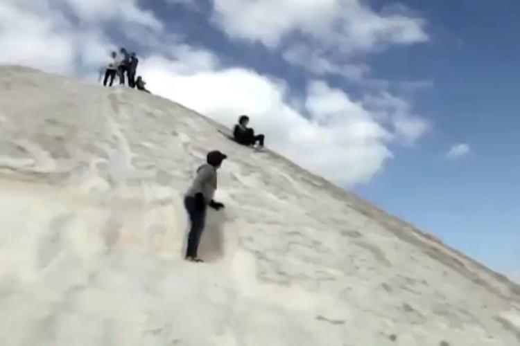 Слане планине Египта нова туристичка атракција