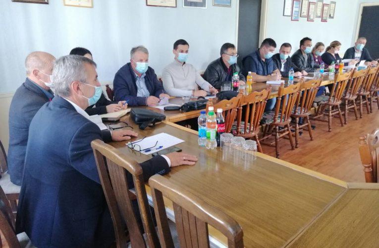 Састанак Развојног тима за израду Стратегије развоја општине