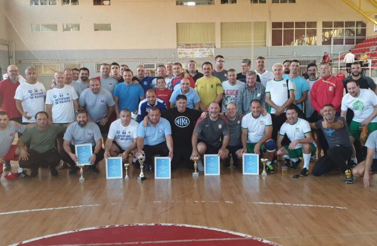 Которварошки фудбалски ветерани први на турниру пријатељства